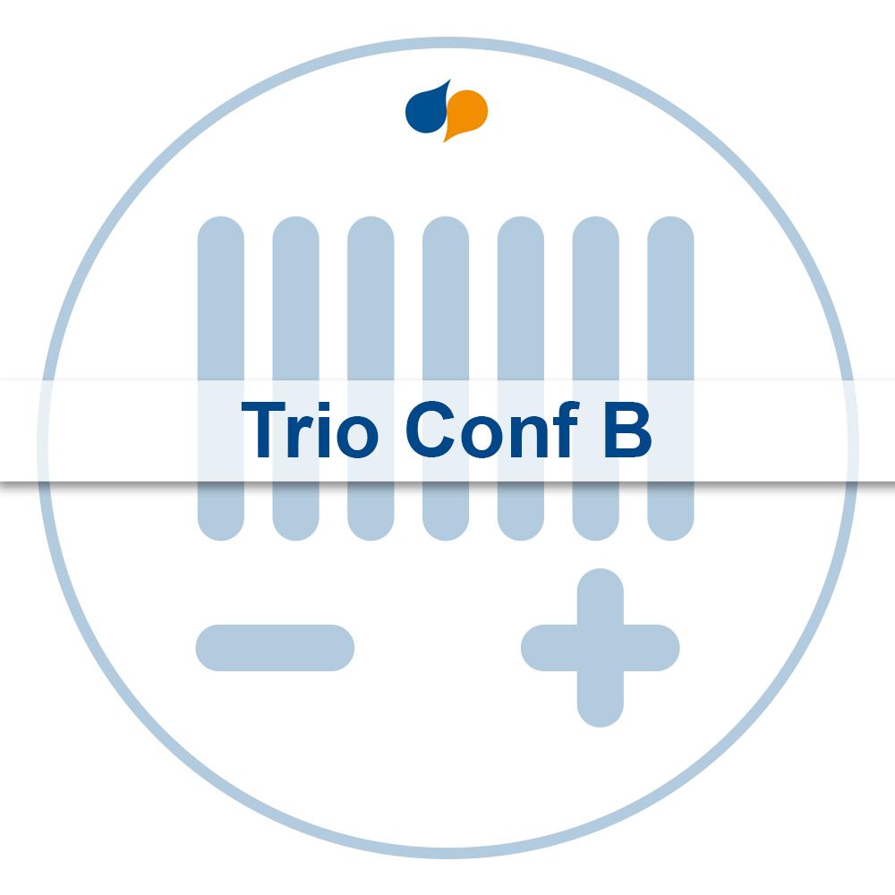 Temperatura Mandata Impianto A Pavimento b: funzionamento con multi-zona e multi-impianto e gestione