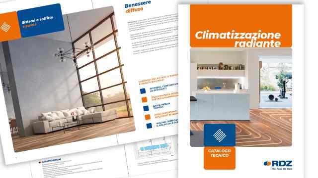 Catalogo Climatizzazione Radiante