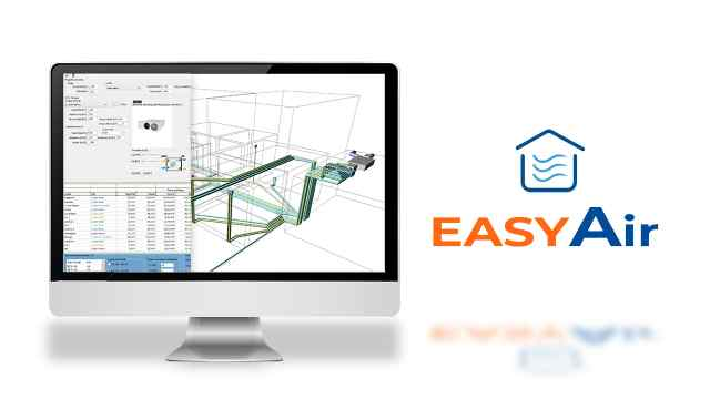 Nuovo software RDZ EasyAir