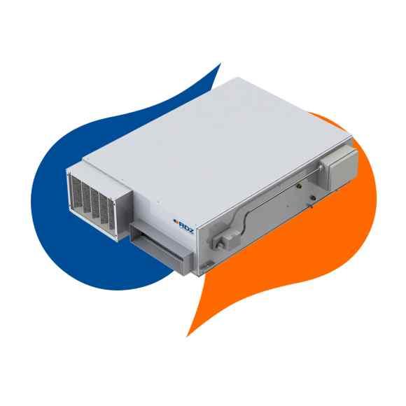 Deumidificatore senza compressore DWC 200