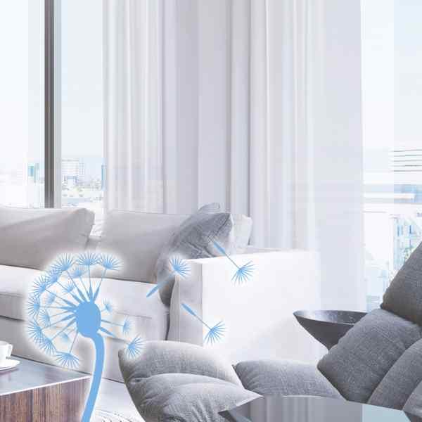 Unità di trattamento aria per il residenziale